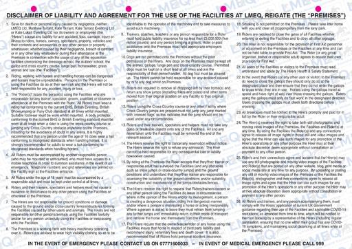 LMEQ Disclaimer