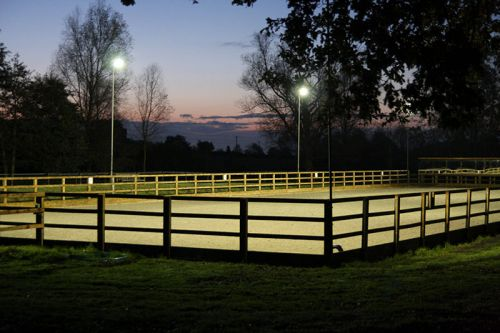 floodlit-dressage-yard-reigate-surrey